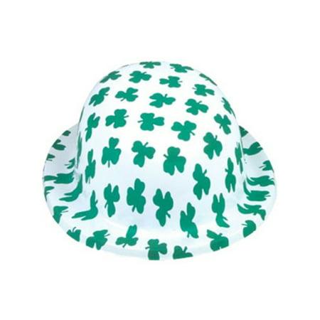 St Pattys Day Irish Leprechaun Shamrock Derby Party Hat](St Pattys Day Hair)