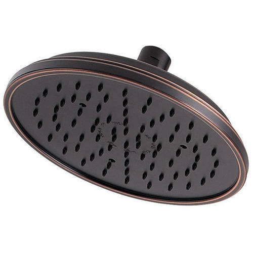 "Pfister Contempra 6-7/8"" Round Rain Shower Head, Available in Various Colors"