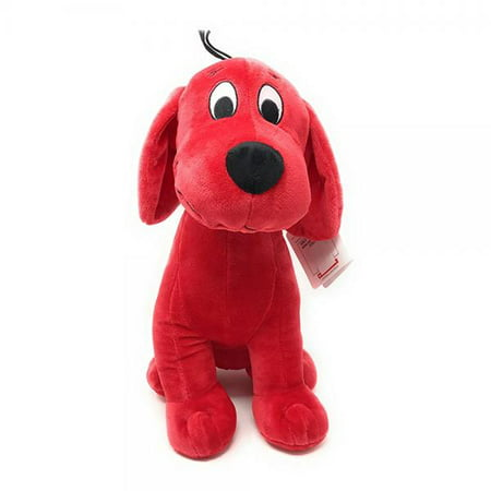 Kohls Clifford The Big Red Dog Plush - 14 inches Clifford The Big Red Dog Plush Toy