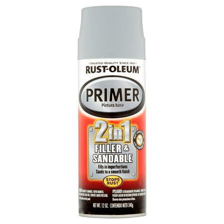 Upc 020066208684 Rust Oleum 12 Oz Gray Flat Spray Paint