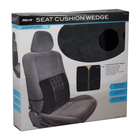 Pilot Automotive Universal Orthopedic Comfort Car Seat