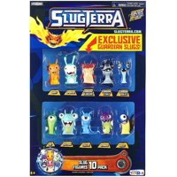 Slugterra Slug Figures 10-Pack [Exclusive Guardian Slug!]