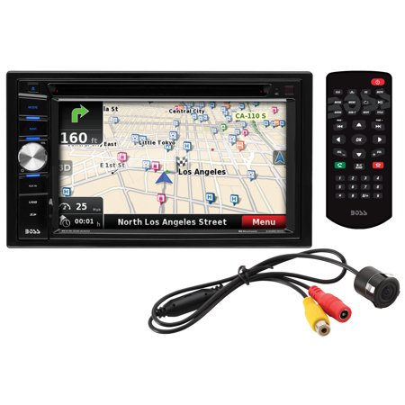 Boss Audio BVNV9384RC - Double-DIN, DVD Player 6.2