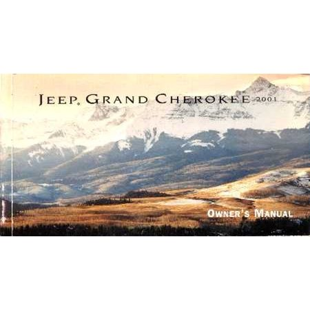 Bishko OEM Maintenance Owner's Manual Bound for Jeep Grand Cherokee
