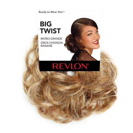 Revlon Big Twist Ponytail, Golden Blonde - Blond Ponytail Wig