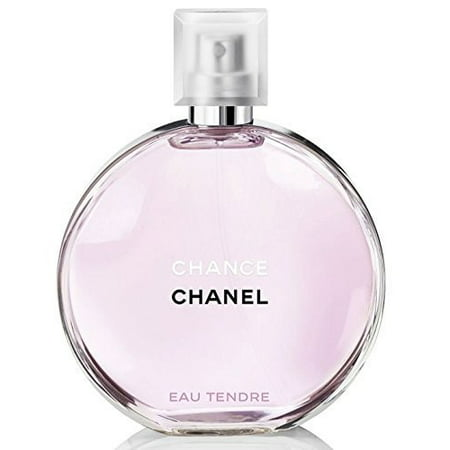 Chance by Chanel Eau De Toilette Spray for Women, 3.3