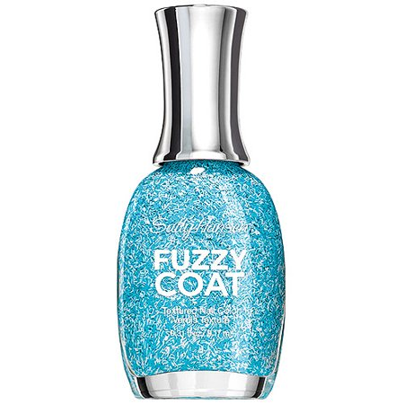 Sally Hansen Fuzzy Coat Special Effect Textured Nail Color Wool Knot