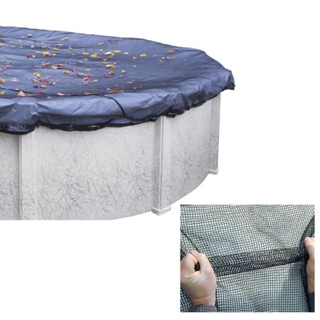 Buffalo Blizzard Round Above Ground Swimming Pool Leaf Net