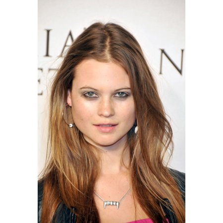 Behati Prinsloo At Arrivals For Victorias Secret 2009 What Is Sexy List Party Rolled Canvas Art     8 X 10