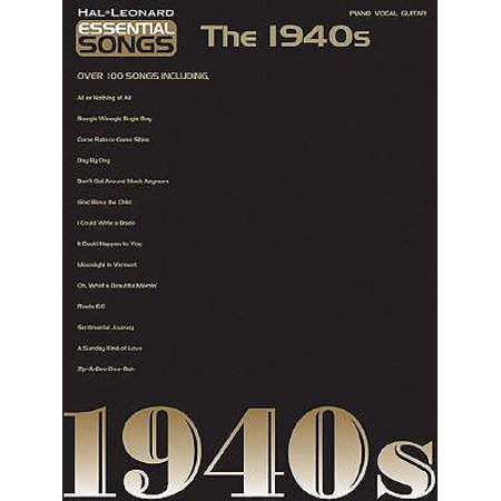 Halloween Songs 1940s (Essential Songs - The 1940s)