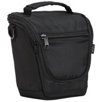 Onn SLR Basic Camera Carrying Case with Strap, 7x6x3.5 Inch