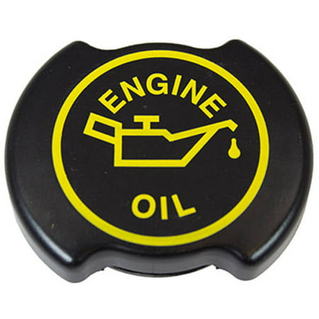 Oil Filler Tube - Motorcraft EC743 Oil Filler Cap