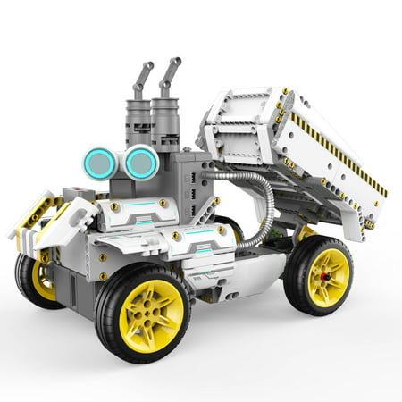 Jimu Robot BuilderBots Series: Overdrive Kit - Make Your Own Robot Kit