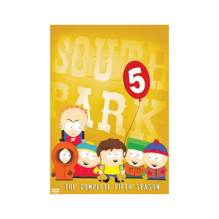 South Park: The Complete Fifth Season (DVD)