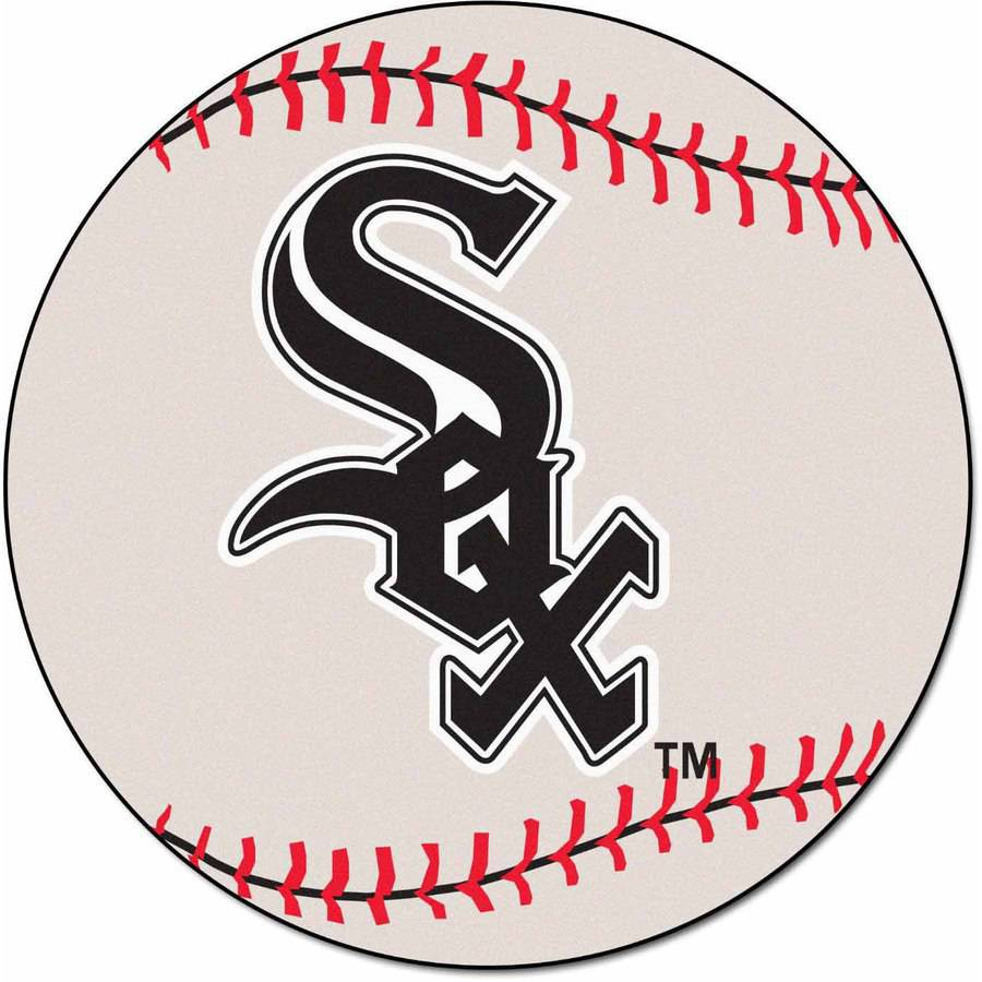 MLB Chicago White Sox Fanmats Baseball Mat