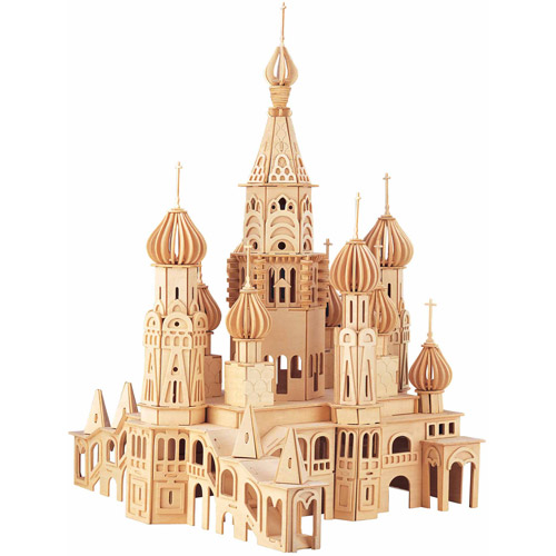 St. Petersburg Church Wooden Puzzle by Puzzled