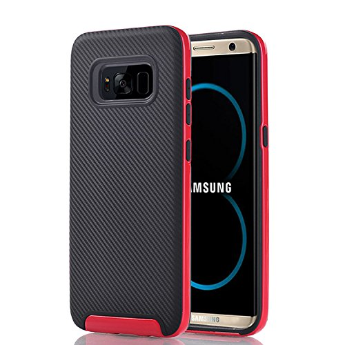 Samsung Galaxy S8 Plus Full Body Hybrid TPU Dual Verus Hybrid Case Cover Black