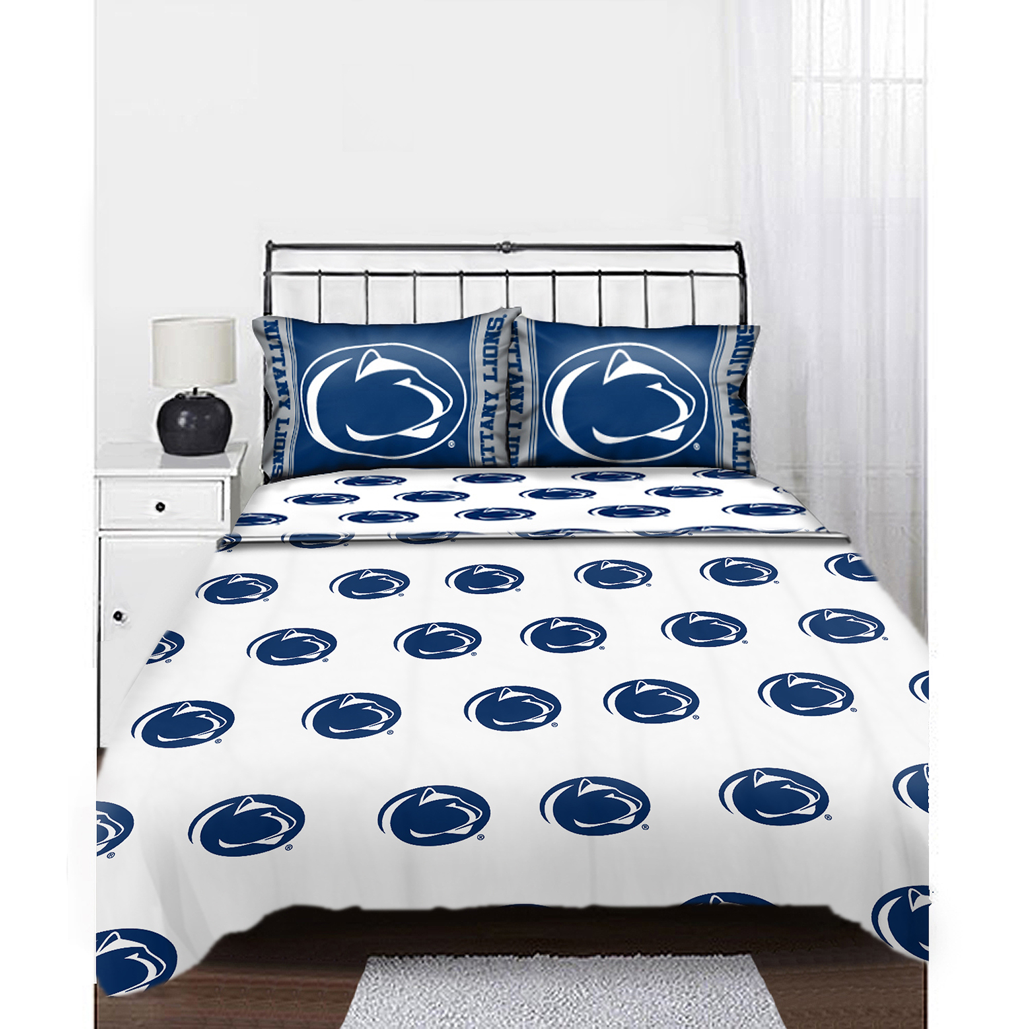 Ncaa Penn State Full Sheet Set