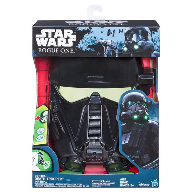 Hasbro HSBB7094 Star Wars Series 1 Roleplay Electronic Mask - Set of 2