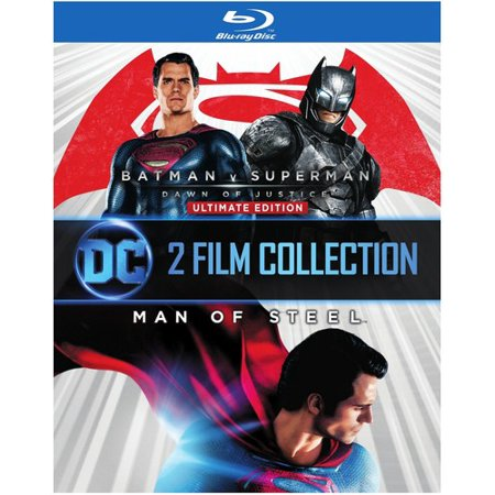 Batman v Superman: Dawn of Justice / Man of Steel (Blu-ray)](Batman In Young Justice)