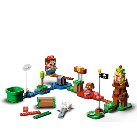 LEGO Super Mario Adventures with Mario Starter Course Building Kit Collectible 71360