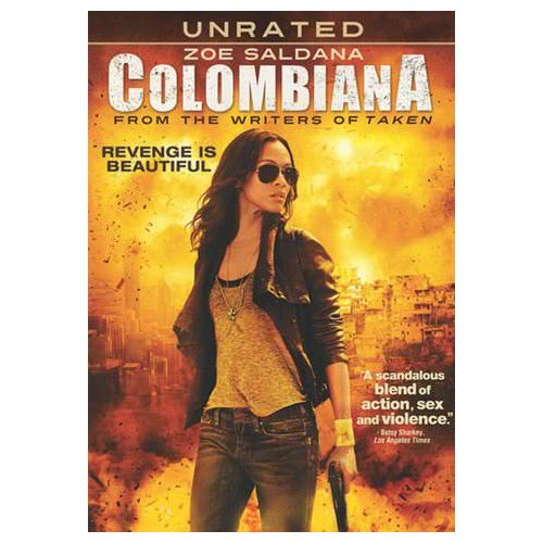 Colombiana (Unrated) (2011)