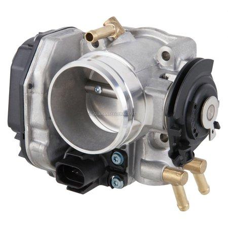 Mechanical Throttle Body For VW Beetle GTI Golf Jetta 2.0L w/ Cruise Control