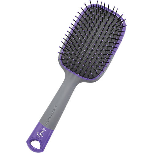Goody Detangle It Paddle Hair Brush, Color May Vary