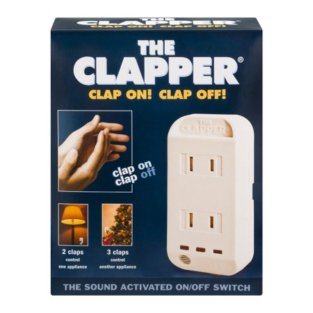 As Seen On Tv The Clapper  Clap On  Clap Off