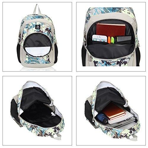 228db30fe1 Veegul - Cool Backpack Kids Sturdy Schoolbags Back to School Backpack for Boys  Girls - Walmart.com