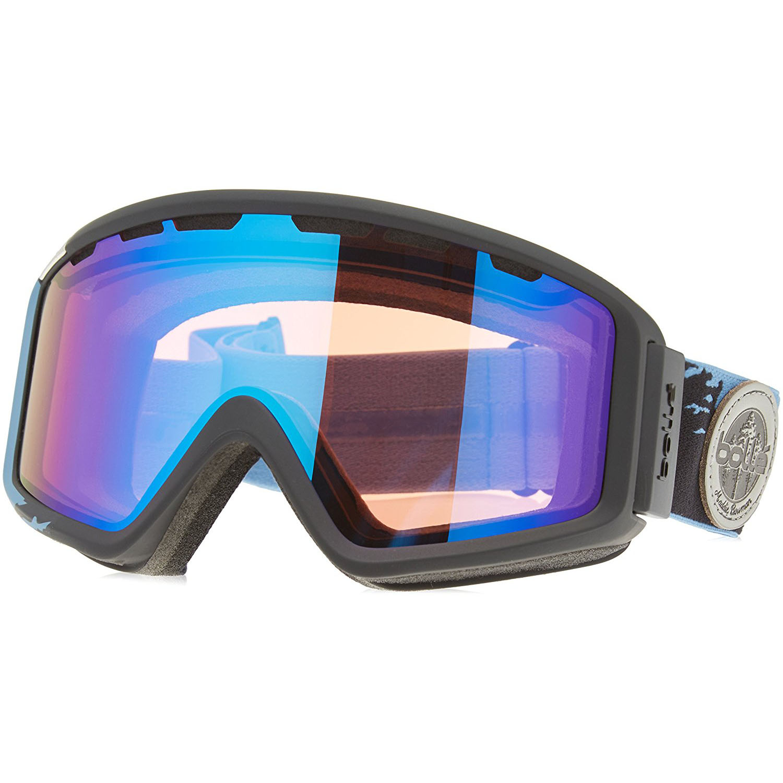 Bolle Winter Z5 OTG Matte Navy & Blue Natura Aurora 21606 Ski Goggles AF M L by Bolle