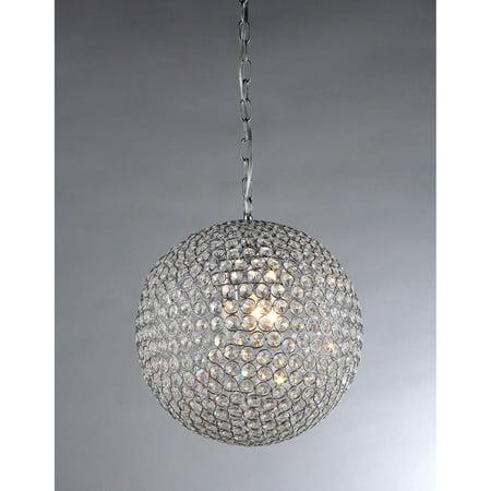 Warehouse of Tiffany Prometheus RL7958-4 Crystal Chandelier ()