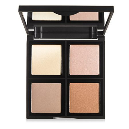 Mix Match Day (New ~ e.l.f. Illuminating Palette, This beautiful illuminating palette holds 4 gorgeous complementary shades to mix and match for a custom blended radiance that.., By e.l.f.)