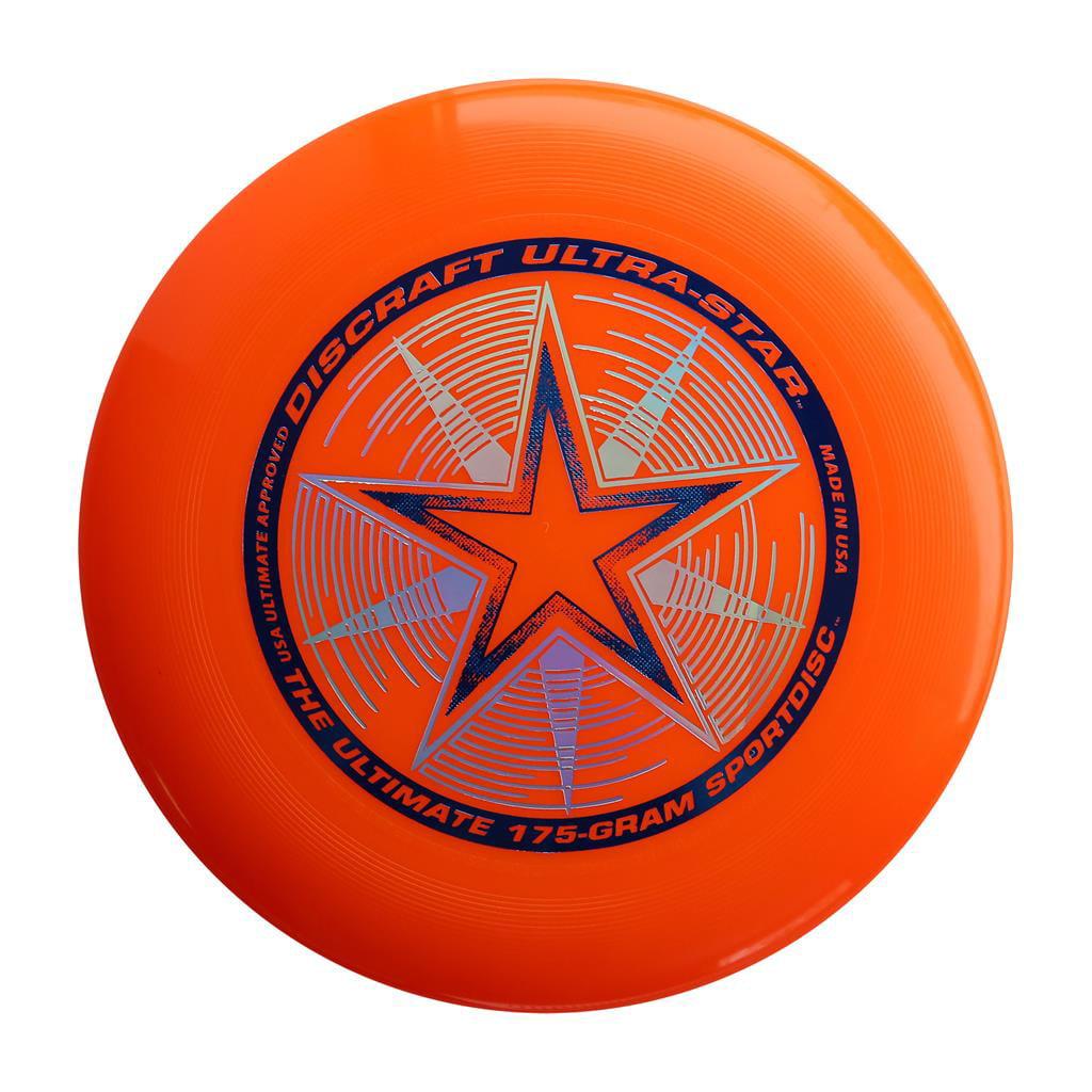 Discraft 175g Ultra-Star Sportdisc-Orange