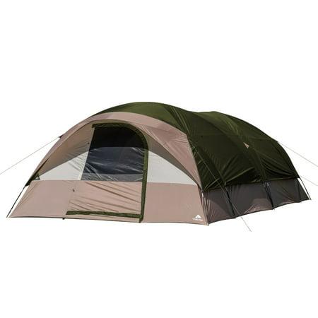 Ozark Trail Hazel Creek 20 Person Tunnel Tent](Person In A Cage)