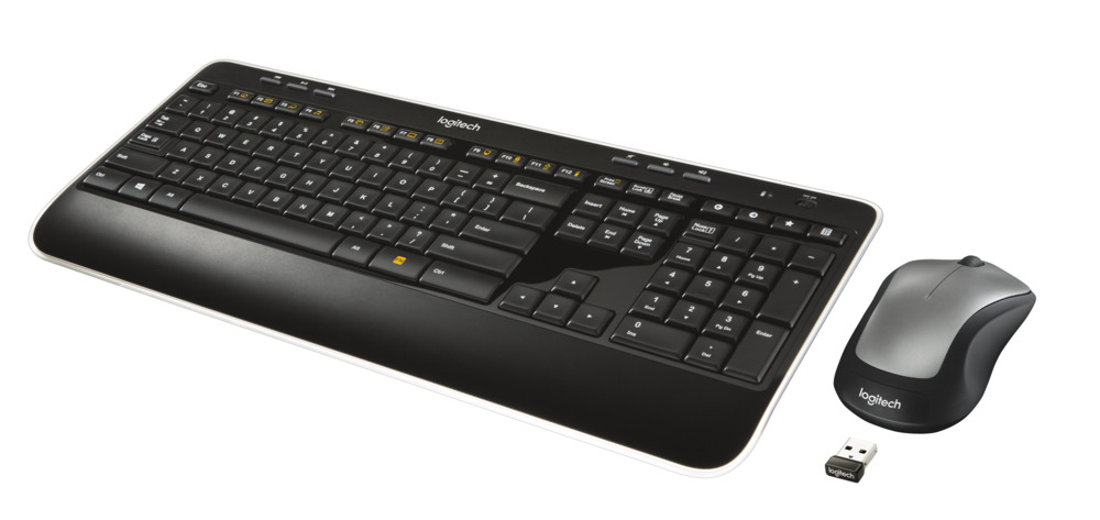 logitech wireless keyboard and mouse k520 drivers