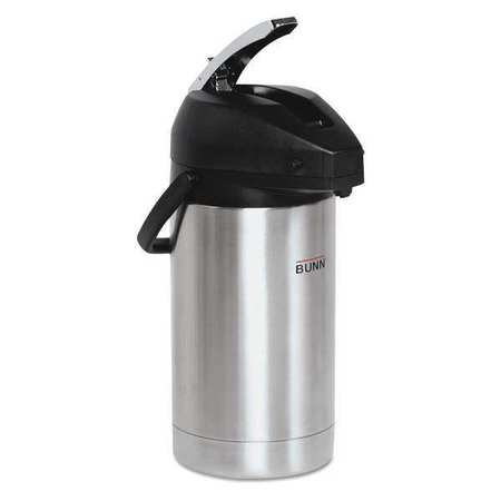 BUNN 32130.0000 Airpot Coffee Brewer,3.0L,SS G5201029