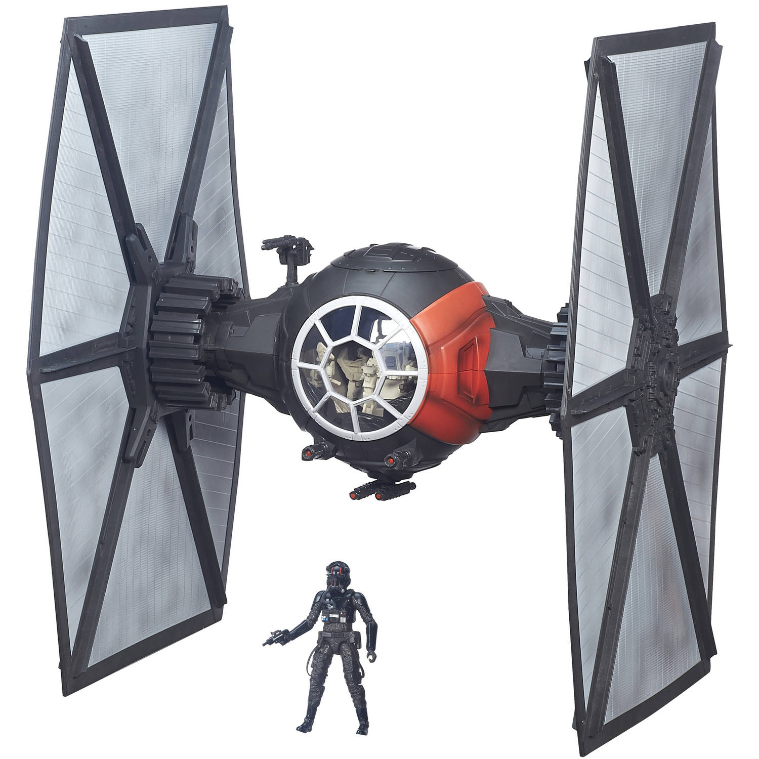 Star Wars The Black Series First Order Special Forces TIE Fighter by Hasbro
