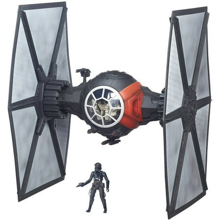 Special Order Bottles - Star Wars The Black Series First Order Special Forces TIE Fighter