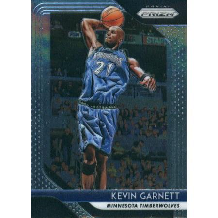 2018-19 Panini Prizm #235 Kevin Garnett Minnesota Timberwolves Basketball Card ()