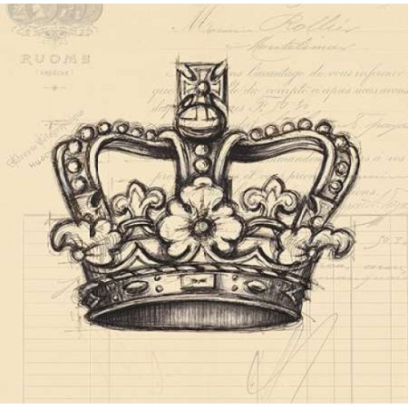 Documented Royalty Rolled Canvas Art - Studio Z (11 x 14) (Rolled Document)