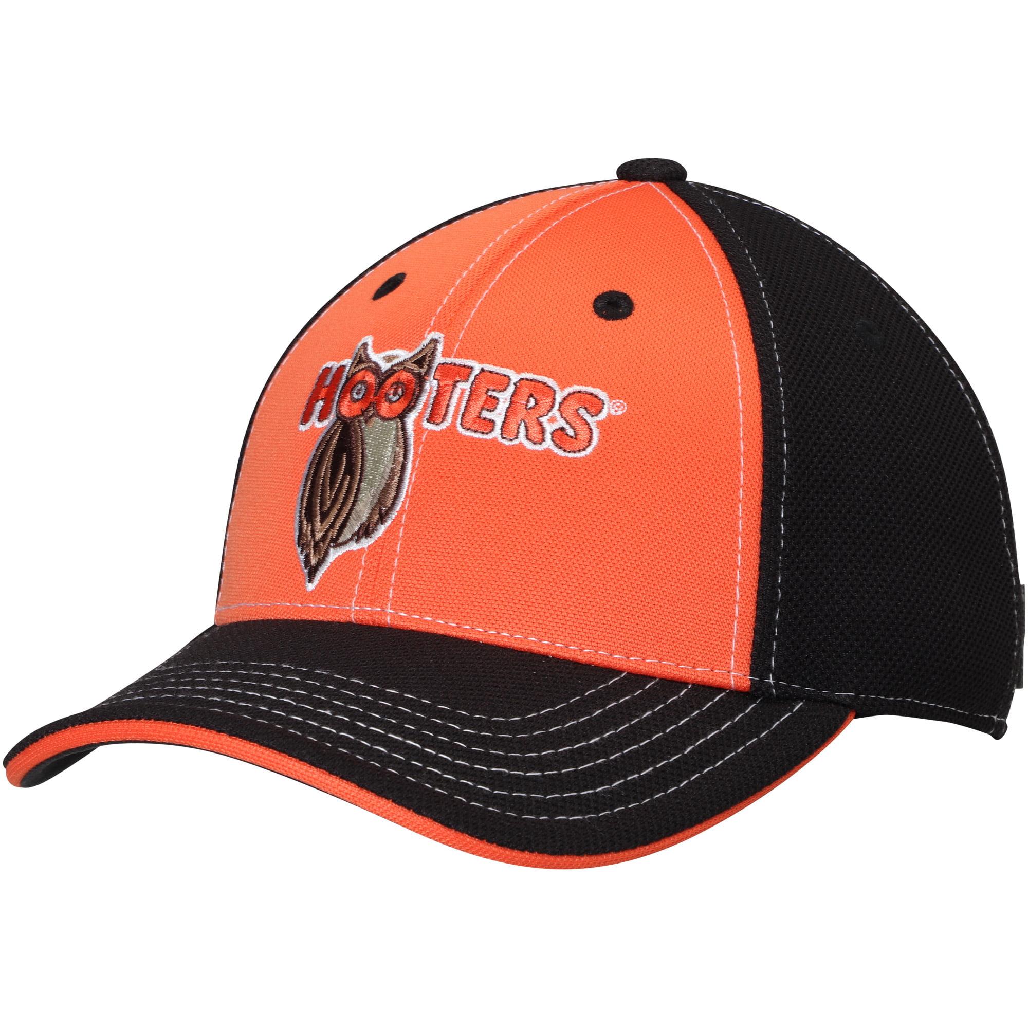 Chase Elliott Hooters Hendrick Motorsports Team Adjustable Hat - Orange/Black - OSFA