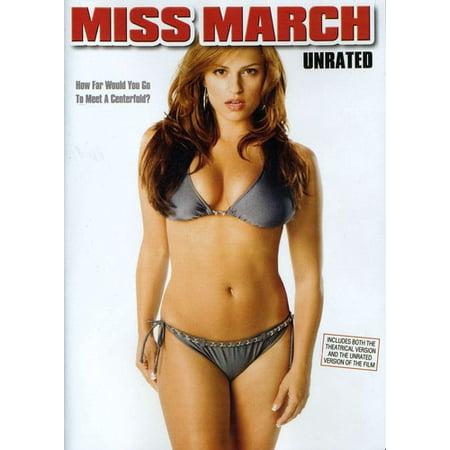 Miss March (DVD) -