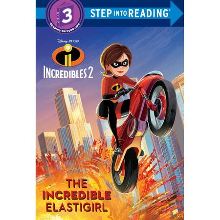 The Incredible Elastigirl (Disney/Pixar The Incredibles 2)