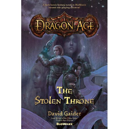 Dragon Age: The Stolen Throne (Dragon Age Best Items)