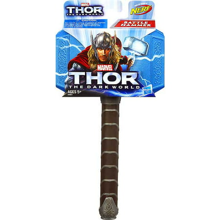 Thor Hammer Replica (Thor The Dark World Thor Foam Battle Hammer Roleplay)