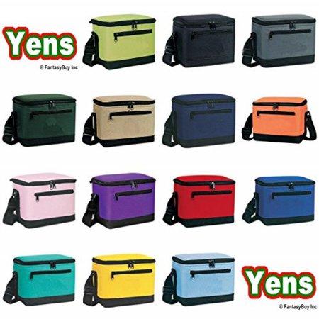- Yens® Fantasybag Deluxe Lunch Box Cooler Bag Cooler,6CP-2706 (Purple)