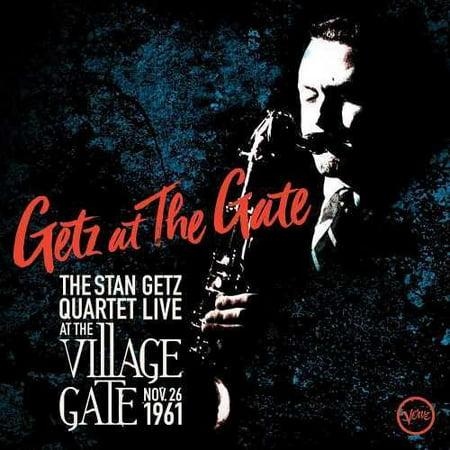 Stan Getz - Getz At The Gate (CD)