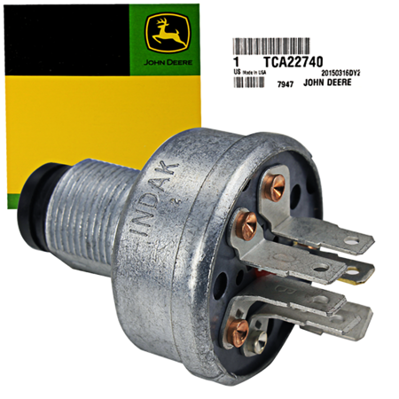 - John Deere Original Equipment Rotary Switch #TCA22740