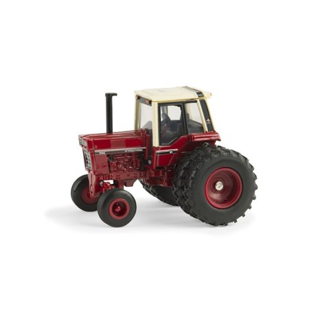 1:64 International Harvester 1086 tractor National Farm Toy Museum, 1:64 Scale Model By ERTL